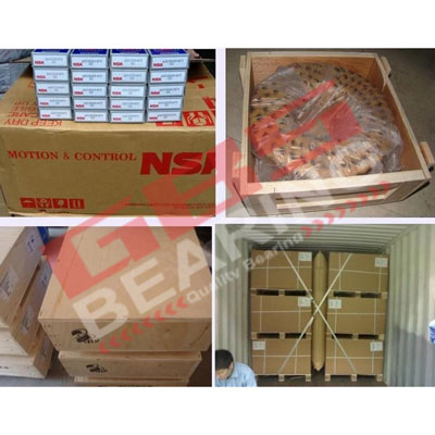 NSK 6076 Bearing Packaging picture